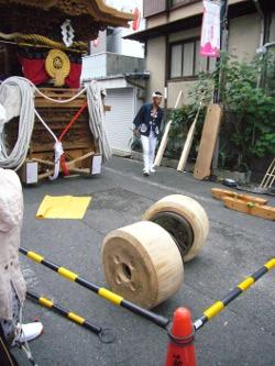 2013 だんじり コマ