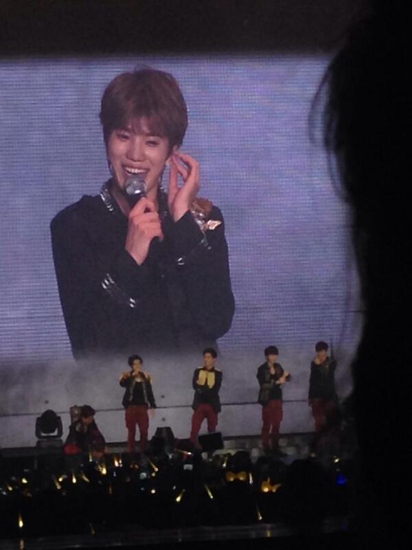 130928 #OGSBKK - SungJong