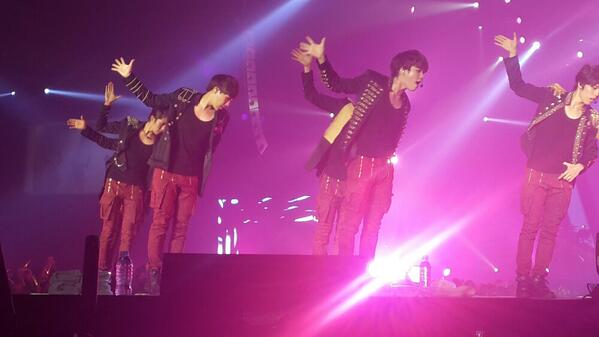 130928 OGS in BKK - Infinite Performing REQUEST