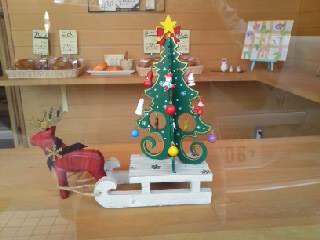 トナカイ・クリスマスツリー