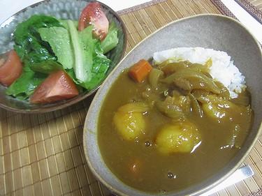 20141024塩豚カレー (1)