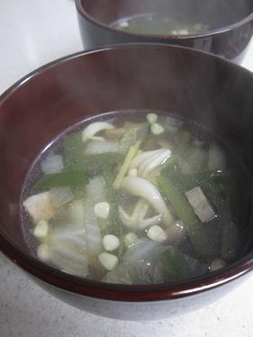 20141107煮豚中華スープ