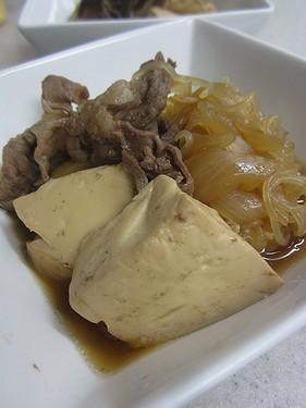 20141118 肉豆腐
