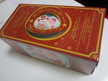 クリスマスケーキ (1)