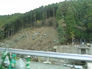2012年梅雨の水害痕(八女)