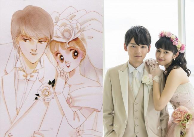 「イタキス」に出演した古川雄輝と未来穂香1