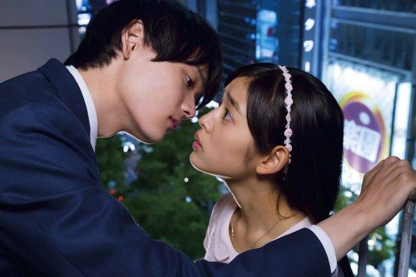 「イタキス」に出演した古川雄輝と未来穂香2
