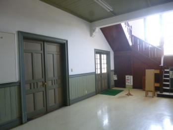 松本学校・講堂90328 (4)
