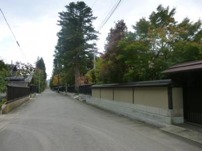 羽黒町武家屋敷27 (3)
