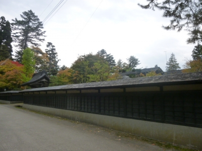 羽黒町武家屋敷27 (6)