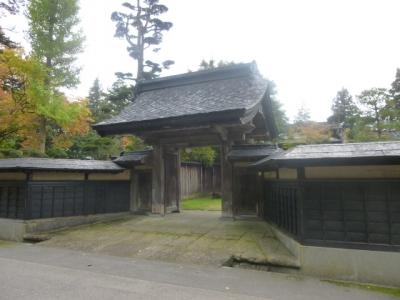 羽黒町武家屋敷27 (8)