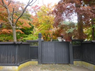 羽黒町武家屋敷27 (16)