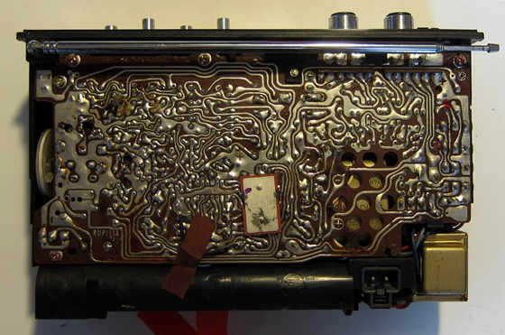 RF-868内部裏PCB