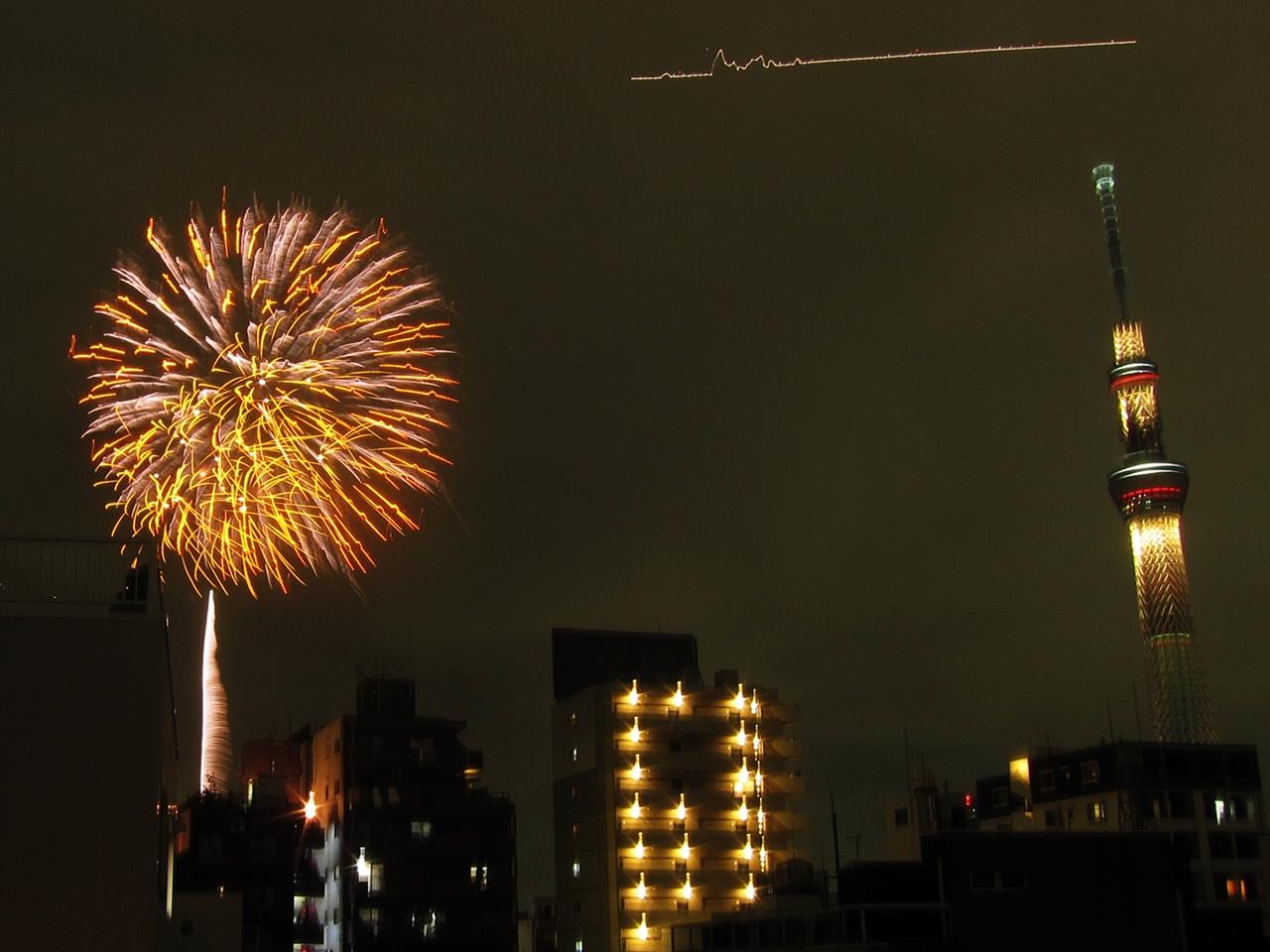 2013隅田川花火