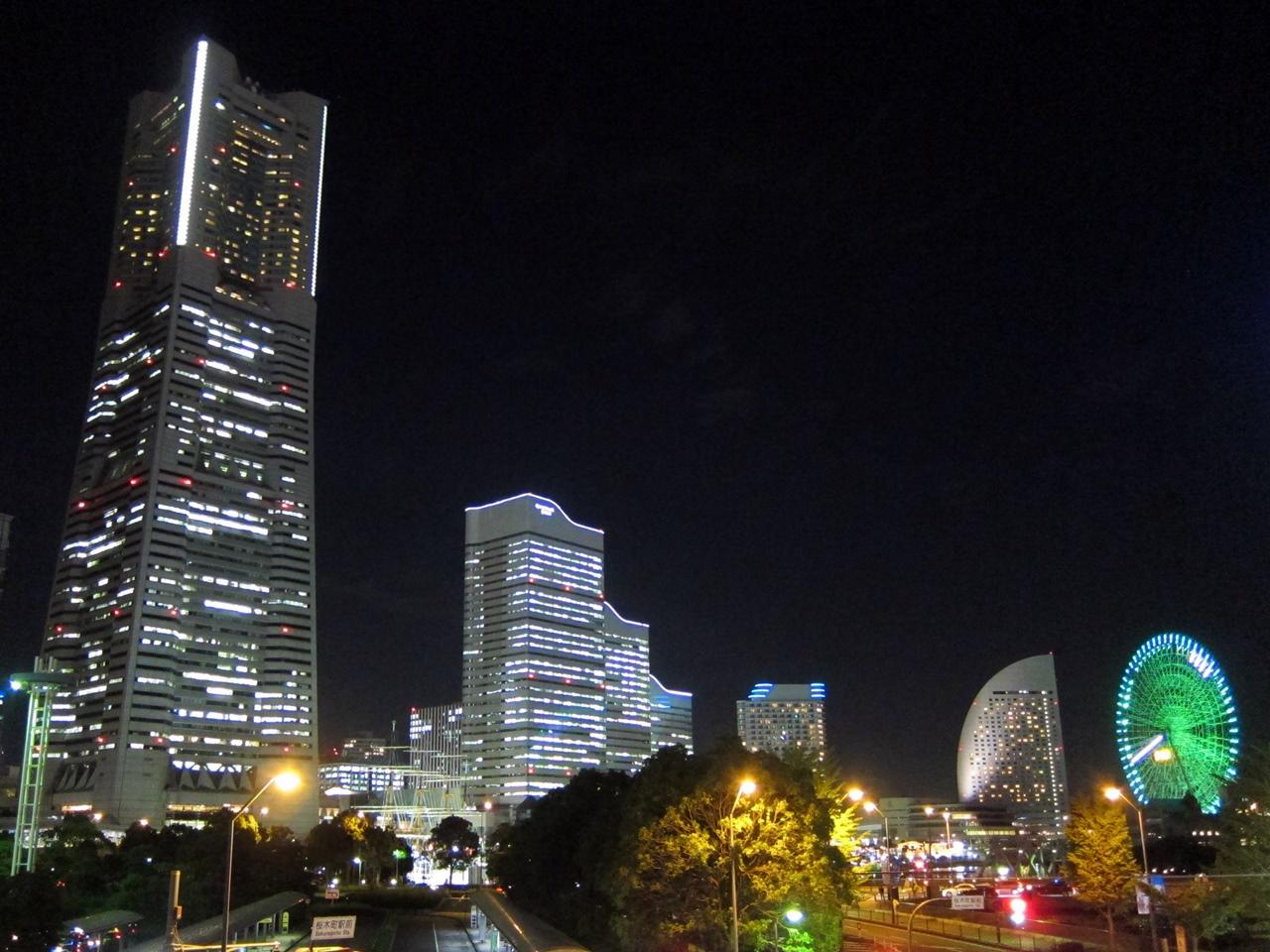 20130917みなとみらい夜-01