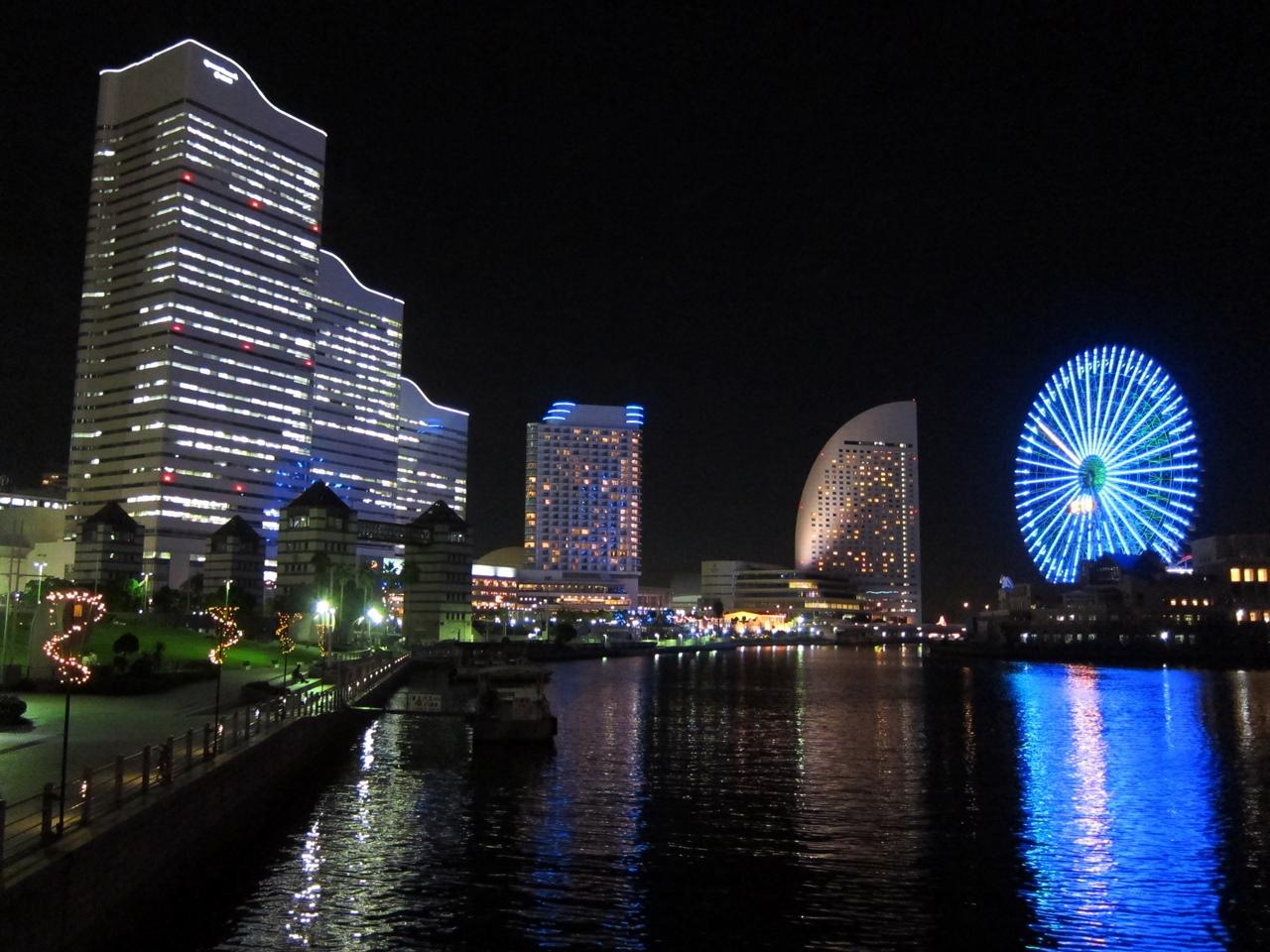 20130917みなとみらい夜-02
