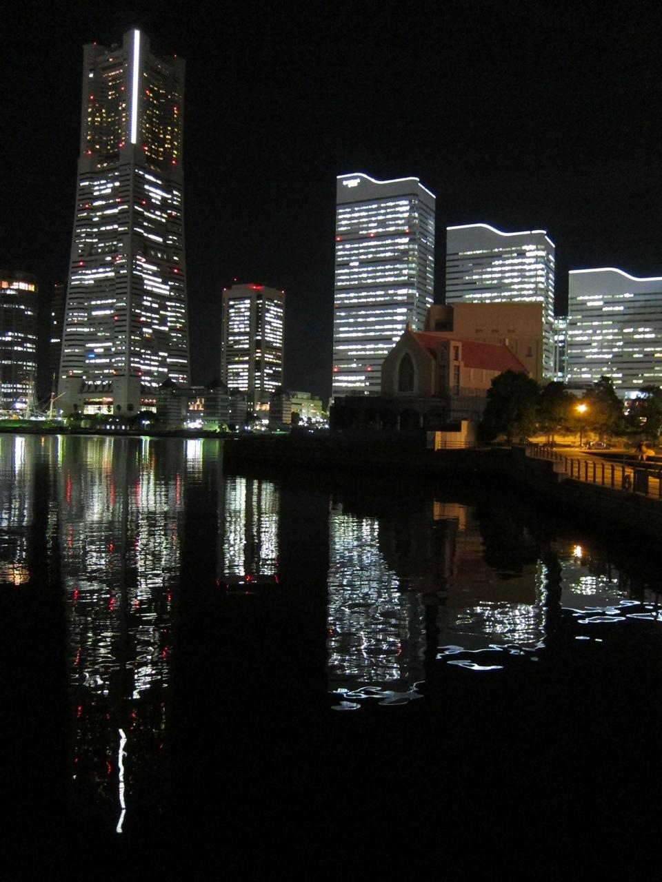 20130917みなとみらい夜-05
