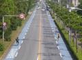 千葉の自転車通行帯