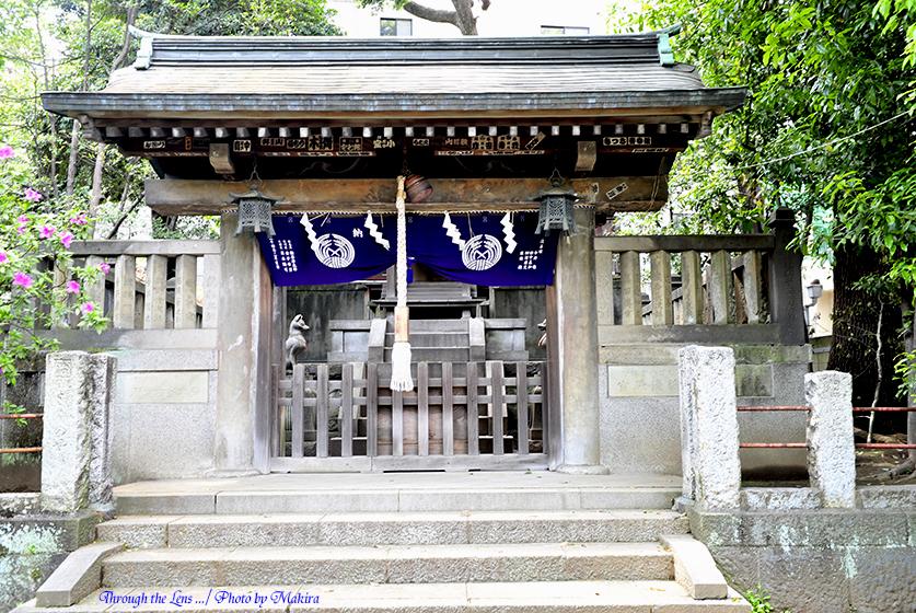 駒込稲荷神社(摂末社)