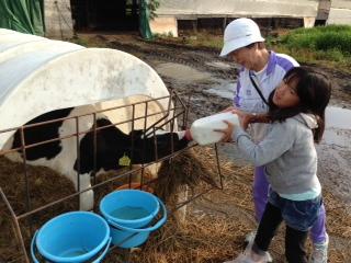 ミルクあげる早織2-1