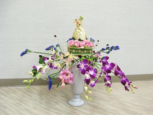 ロイヤル・タイ・ロータス・フィニアル7