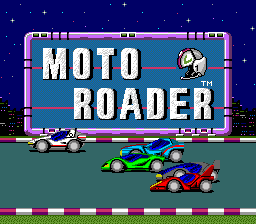 Moto Roader 00