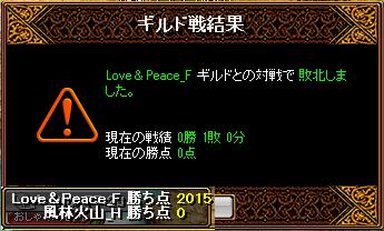 2013-05-07-vsLove&Peace_F-Gv結果