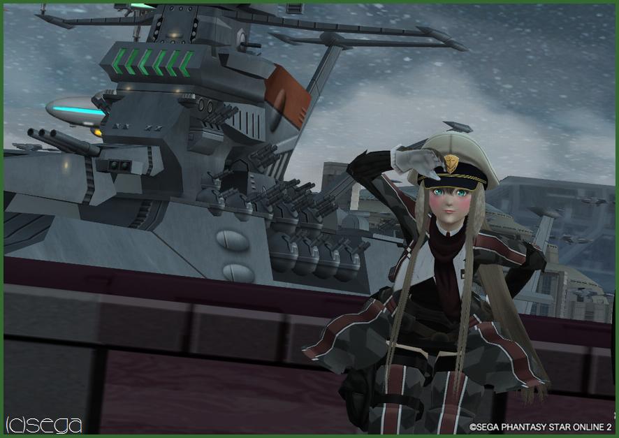 レイミーwith宇宙戦艦ヤマト