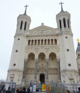 ノートルダム・ド・フルヴィエールバジリカ聖堂