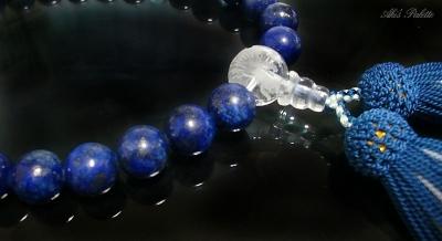 ラピスの数珠