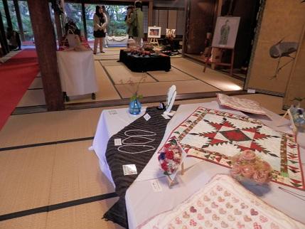 飯塚邸作品展4