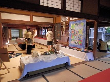 飯塚邸作品展7