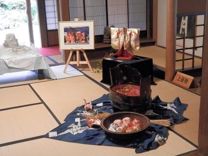 飯塚邸作品展8