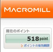 マクロミル①