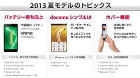 2013 SUMMER COLLECTION ドコモオンラインショップ NTTドコモ