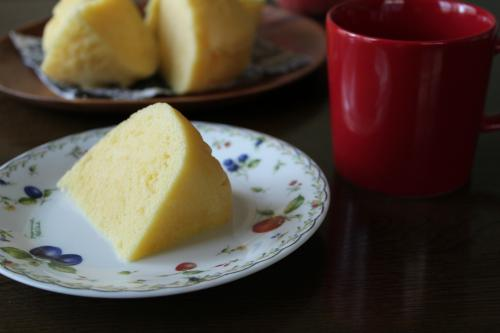 陳さんの蒸しパン2