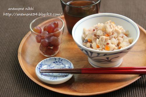 海の精炊き込みご飯の素2