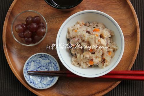 海の精炊き込みご飯の素4