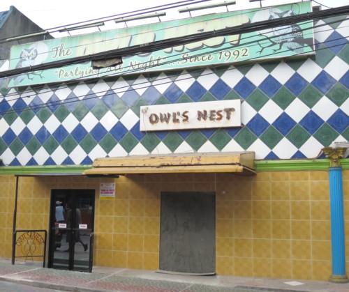 owls nest renovaton
