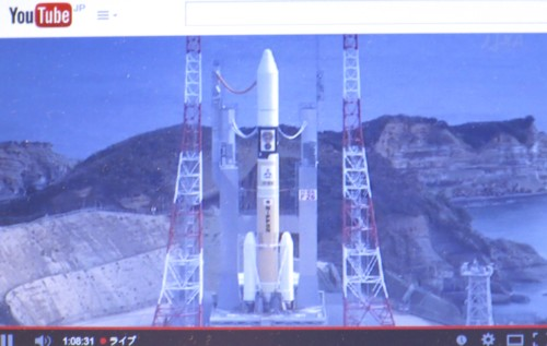 hayabusa2 launching (3)