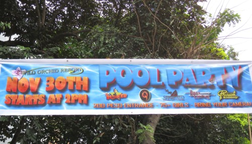 5 bars pool party1214