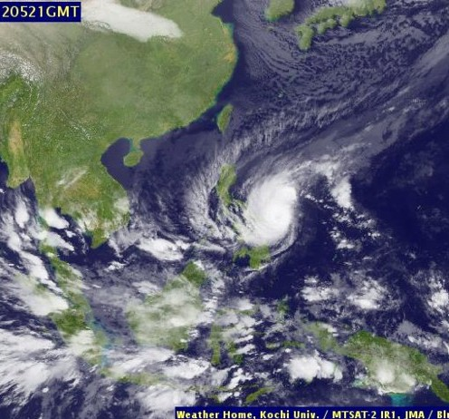 typhoon Ruby
