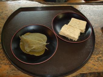 高野山和菓子