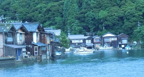 伊根の舟屋2