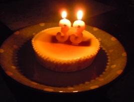 祥子ケーキ