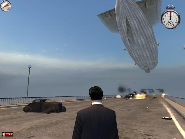 MAFIA 爆撃地帯