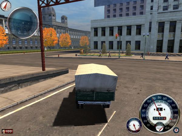 MAFIA 減速厳禁なトラック