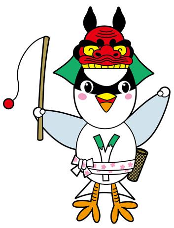 横芝光町 キャラクター