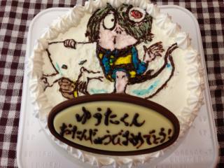 キタケーキ
