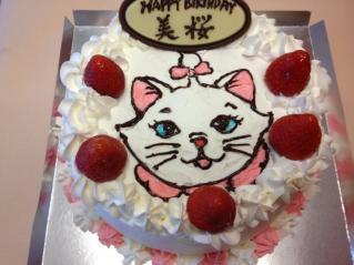 ニャンコケーキ